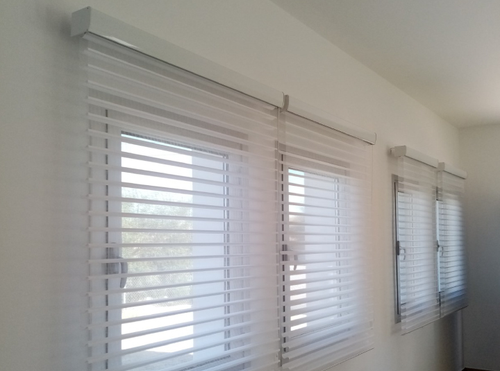 Shilouette Blinds