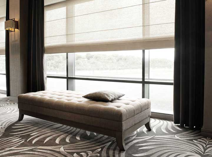 Roman Blind Contract Collection