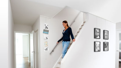 Painting Hanging System